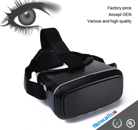 new arrival 3d glasses virtual reality google 3d glasses review with healmet