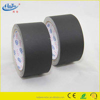 Good adhesion residue free gaffer tape