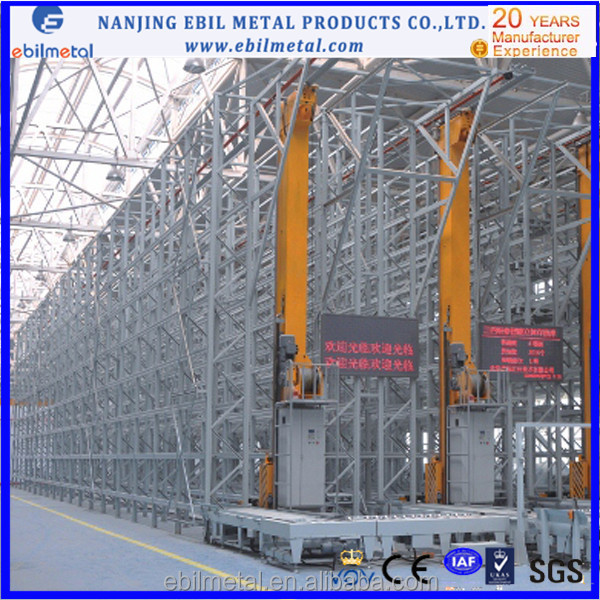 chinese cold storage warehouse vertical racking systems /ASRS