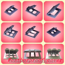 3-Gang wet location and outdoor outlet box covers and gaskets