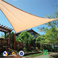High quality triangle shade sail used for swimming pool/gardenline/ Car parking shade sail