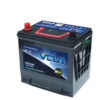 55D23RMF/MF55D23L/MF55D23R/55D23LMF lead acid JIS car battery factory MF Car Battery Factory Sale 55D23R 12V/55AH