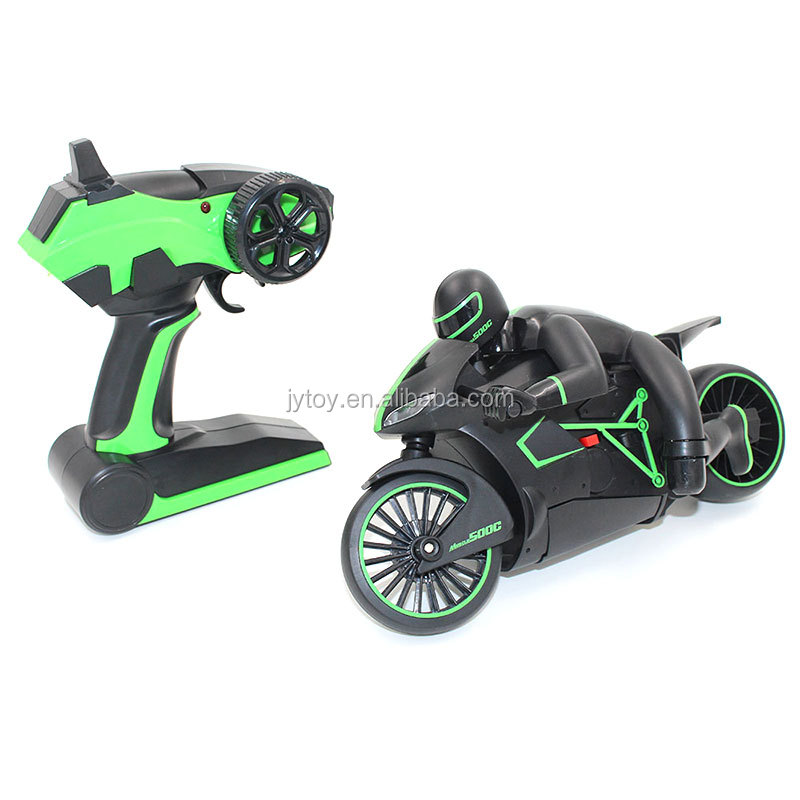 1:12 4CH 2.4G RC Motorcycle Boys Electric Toys Radio Control Motorcycles