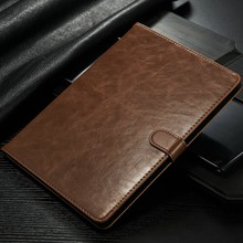Hot New Product Stand Leather Tablet Cover Case for Apple iPad mini 4, For iPad mini 4 leather cases