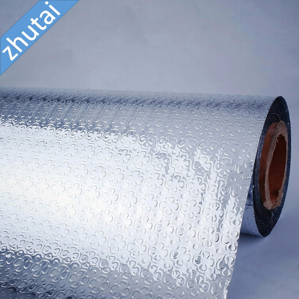 heat and cold resistant material woven fabric laminating plastic film aluminized film
