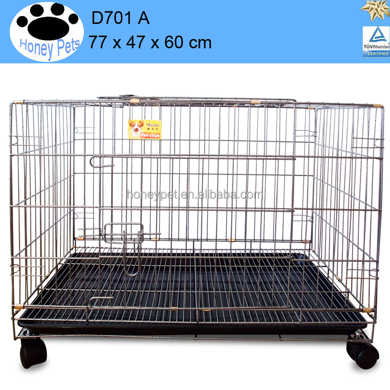 2016 dog pet products of commercial dog show cage