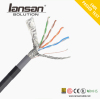 factory hot sales best price outdoor lan cable SFTP cat5e China manufacturer