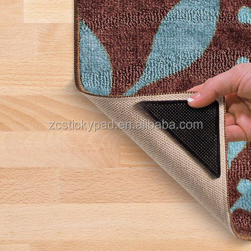 Cheap 2016 home black rug pad non slip
