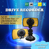 1920*1080 XC12TB 170 degree angle lens driving recorder