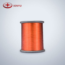 Polyamide-imide EIW QZY enameled aluminum wire from China Xin manufacturer