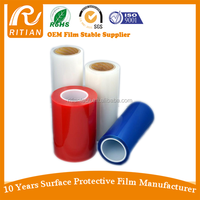 PE plastic film for Polycarbonate sheet