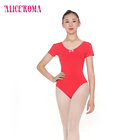 Adults Back Style Gymnastics Leotard for Stage Performance