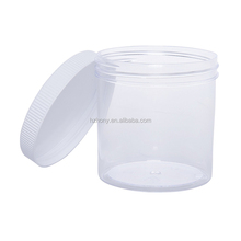 2018 High quality Slime Jars 6oz (12 Pack) Clear Containers For All Your Glue Putty Making Slime Storage Jars