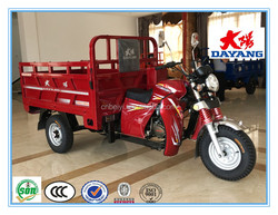 hot sale cheap price single cylinder four strke automatic adult tricycle motorcycle for sale in South America