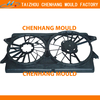 2015 plastic blower plastic fan for cooling (good quality)
