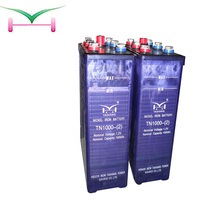 "65 YEAR ""Tai Hang ""1.2V Nife 48v 1000ah nickel iron battery"