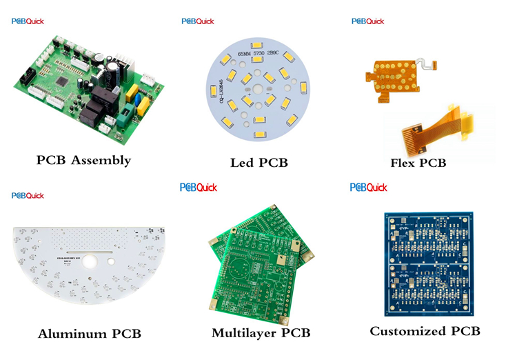 shenzhen custom electronic circuit board pcb design and pcb assembly service