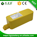 Hot Selling NI-MH SC 14.4v 3500mah Replacement Battery Pack For Roomba400