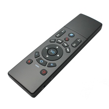 T6 2.4GHz Wireless Air Mouse Keyboard Remote Controller KeyPad With USB Receiver For Android TV Box And PC