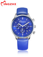stainless steel wholesale chrono watch Japan Movt quartz watch