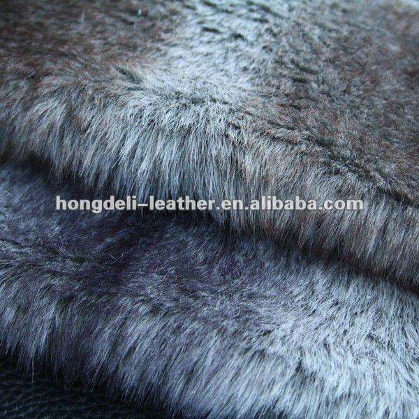 animal faux fur fabric synthetic fur coat used fake chinchilla fur
