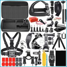 Hot Selling Wholesale Factory Price Camera Accessories kit for xiaomi yi 4k action Cam <strong>GoPro</strong>