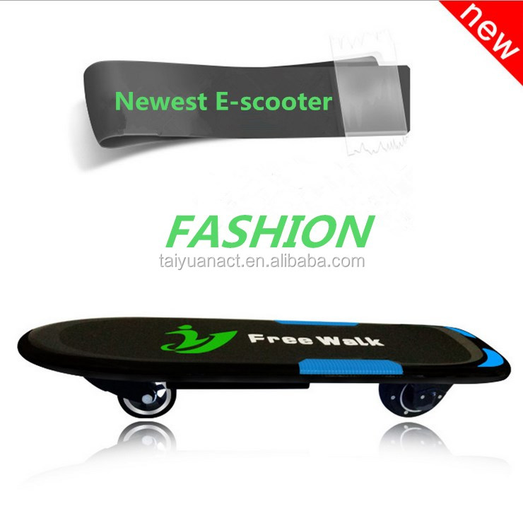 News products 2017 koowheel boosted electric skateboard