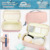 Waterproof Tyvek Paper Bra Underwear Socks Tote Travel Organizer Bag