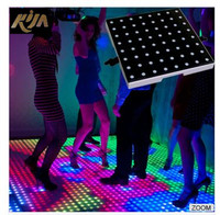 good wholesale price portable interactive led dance floor in night club