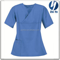 hospital new design women scrubs clothing