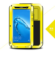 ORIGINAL Love Mei Powerful SHOCkproof Waterproof Rugged Metal METAL case +GORILLA GLASS for Huawei maimang5