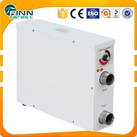 5.5kw-18 kw electric swimming pool heaters galvanized plate and stainless steel pool water heater