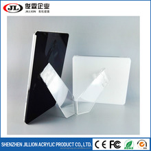 High Grade Table Stand 5*7 Plexiglass Photo Picture Frames