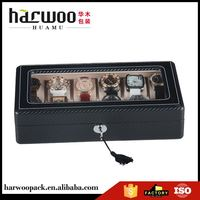 Latest super quality ladies leather watch box with good offer