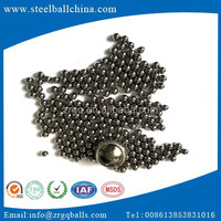 high carbon steel ball 6mm series for car slide