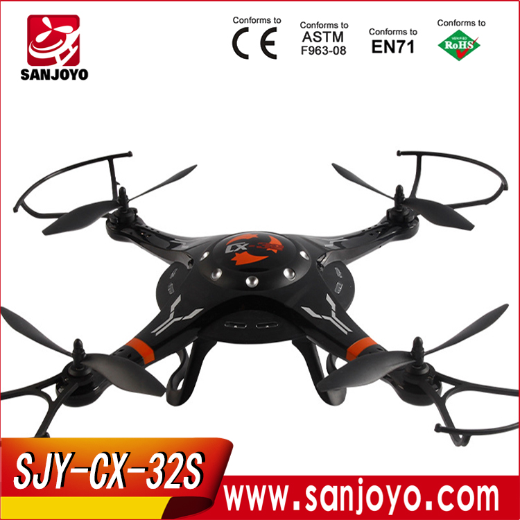 CX-32S 2.4G+5.8G RC Drone with HD Camera Headless RC Drone with camare Quadcopter RTF 2.4Ghz helicopter