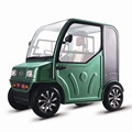 4 wheels battery electric ticycle YuFeng for passangers