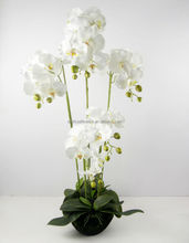 High Quality wholesale artificial flower orchid bonsai