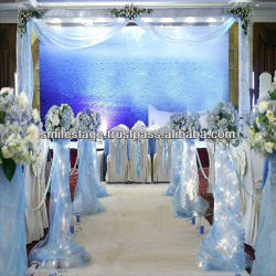 RK lightweight portable wedding backdrops