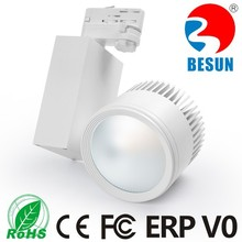 China supply new art gallery cob 30w led track light,led tracklight 30w