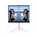 China Alibaba customize Certificate CE tripod projector screen for sale philippines