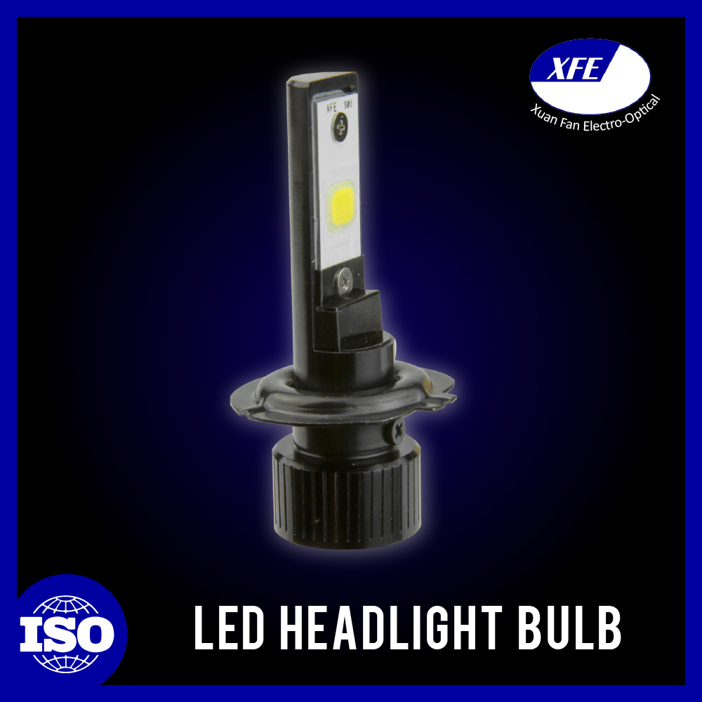 H7 Waterproof High Thermal Conductivity Auto Led Lighting
