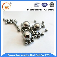 3mm Nail/ Bottle Polished Stainless Steel Balls