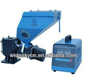 Screw doser/ plastic mixer/ doser for master batch