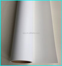 High quality Eco-solvent 200mic matte polyester PET backlit film for inkjet printing,light box