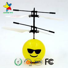 Best Kids Toy Hand Sensor Led Flying Ball Helicopter Toys XY-102 Magic Flying Ball