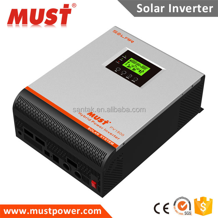 Off grid Hybird solar power system with MPPT charger controller 800W to 4000W