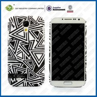 Newly released merchandise high quality fashion hard rubber case cover skin for samsung galaxy s4 mini i9190
