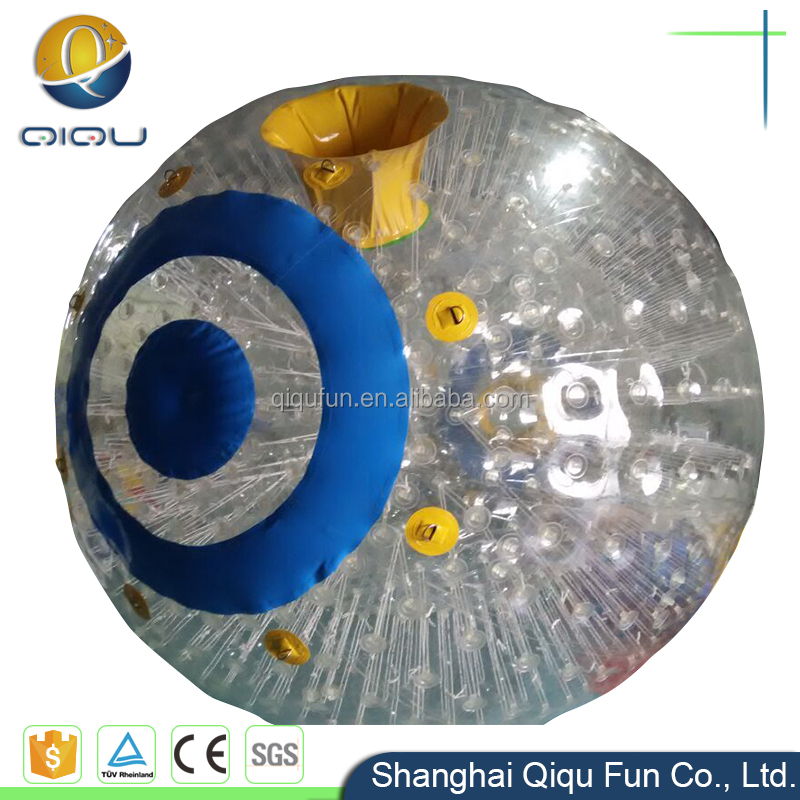 PVC/TPU material inflatable zorb ball for bowling pin, used zorb ball, aqua zorbing ball for sale