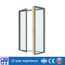 Europe style 2 way interior double swinging doors